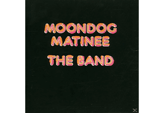 The Band - MOONDOG MATINEE - (CD)