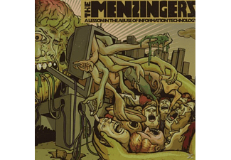 Menzingers - A Lesson In The Abuse Of Information Tec - (CD)