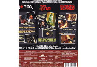 Horror-Box: [Rec], Day of the Dead, Running Scared - (Blu-ray)