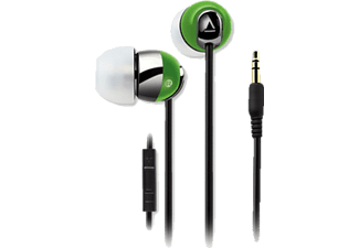 CREATIVE HS-660i2, In-ear Headset, Grün