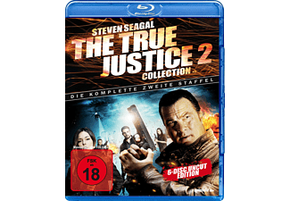 The True Justice Collection 2 - Complete Collection - (Blu-ray)