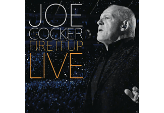 Joe Cocker - Fire It Up - Live - (CD)