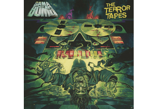 Gama Bomb - The Terror Tapes - (CD)