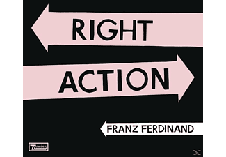 Franz Ferdinand - Right Action (Coloured Vinyl) - (Vinyl)