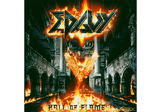 Edguy - Hall Of Flames - (CD)