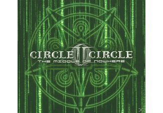 Circle II Circle - The Middle Of Nowhere - (CD)