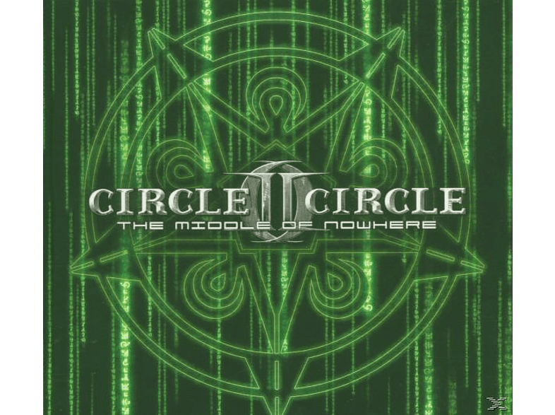 Circle II Circle - The Middle Of Nowhere [CD]