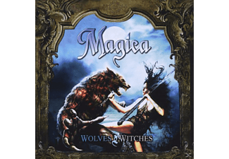 Magica - Wolfes And Witches - (CD)