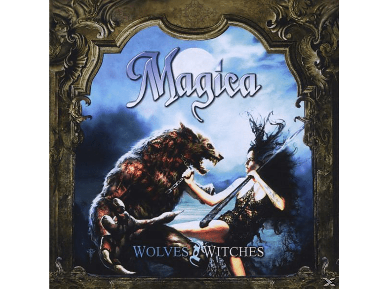 Magica - Wolfes And Witches [CD]