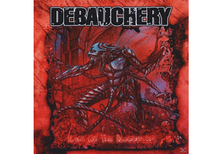 Debauchery - Rage Of The Bloodbeast - (CD)