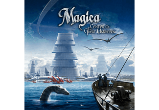 Magica - Center Of The Great Unknown - (CD)