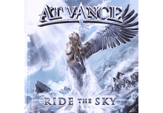 At Vance - Ride The Sky - (CD)