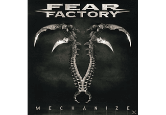 Fear Factory - Mechanize - (Vinyl)