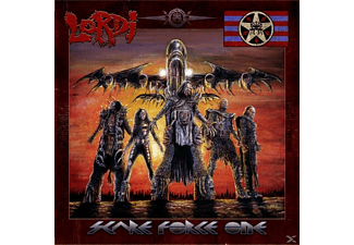 Lordi - Scare Force One (Digipak) - (CD)