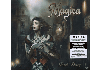 Magica - Dark Diary (Ltd.Digi) - (CD)