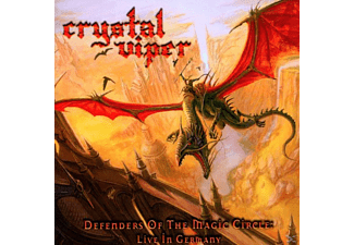Crystal Viper - Defenders Of The Magic Circle (Live In Germany) - (CD)
