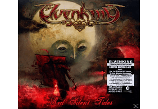 Elvenking - Red Silent Tides (Ltd.Ed.) [Doppel-Cd, Limited Edition] - (CD)