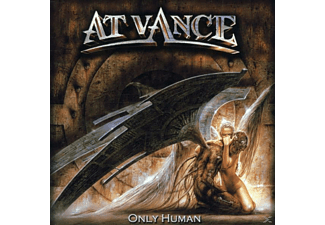 At Vance - Only Human - (CD)