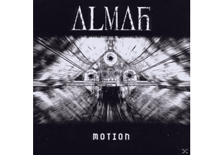 Almah - Motion - (CD)