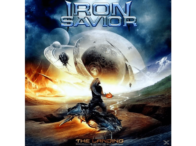 Iron Savior - The Landing [CD]