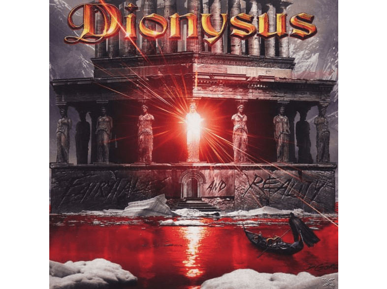 Dionysus - Fairytales And Reality [CD]