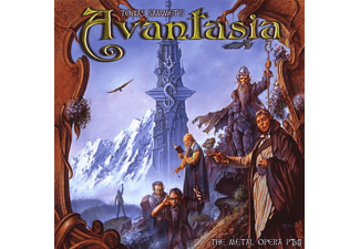 Avantasia - The Metal Opera Pt.II - (CD)