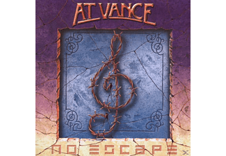 At Vance - No Escape - (CD)