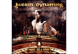 Kissin' Dynamite - Money, Sex & Power - (CD)