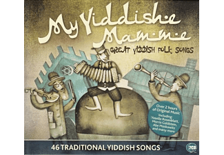 VARIOUS - My Yiddishe Mamme - (CD)