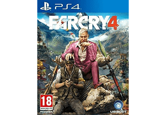 Far Cry 4 NL/FR PS4