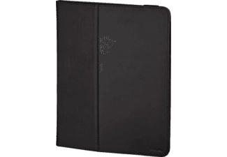 HAMA Xpand Tablethülle, Bookcover, 10.1 Zoll, Schwarz