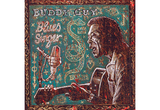 Buddy Guy - BLUES SINGER - (CD)