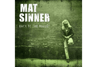 Mat Sinner - Back To The Bullet (Re-Release) - (CD)