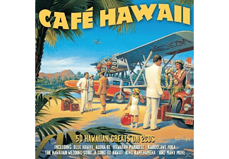VARIOUS - Café Hawaii - (CD)