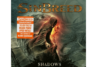 Sinbreed - Shadows (Ltd.Digipak) - (CD)