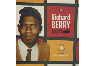 Richard Berry - Louie Louie (180 Gr.Black Vinyl) - (Vinyl)