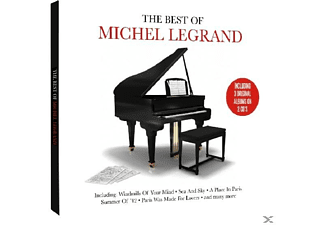 Michel Legrand - The Best Of - (CD)