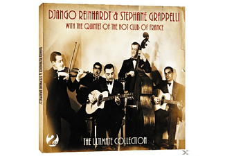 Django Reinhardt, Grappelli, Stéphane / Reinhardt, Django - Ultimate Collection - (CD)