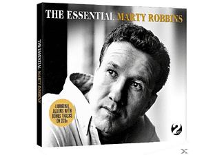 Marty Robbins - The Essential Marty Robbins - (CD)