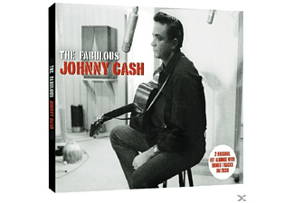 Johnny Cash - The Fabulous - (CD)
