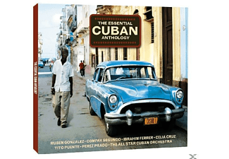 VARIOUS - Essential Cuban Anthology - (CD)