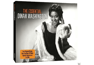 Dinah Washington - The Essential - (CD)