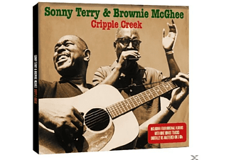 Sonny Terry, Terry, Sonny & McGhee, Brownie - Folkmasters - (CD)