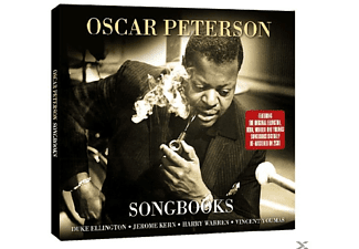 Oscar Peterson - Songbooks - (CD)