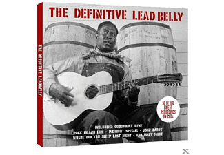 Leadbelly - The Definitive [CD]