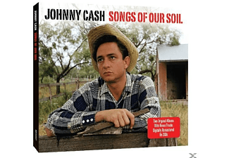 Johnny Cash - Songs Of Our Soil - (CD)