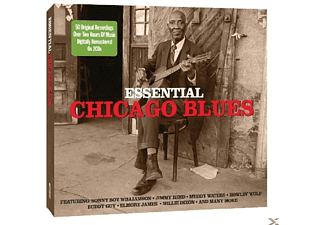 Essential Chicago Blues - Essential Chicago Blues - (CD)