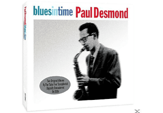 Paul Desmond - Blues In Time - (CD)