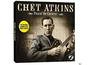 Chet Atkins - Pickin' On Country - (CD)
