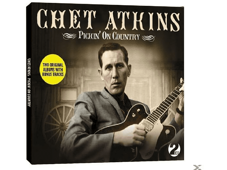 Chet Atkins - Pickin' On Country [CD]